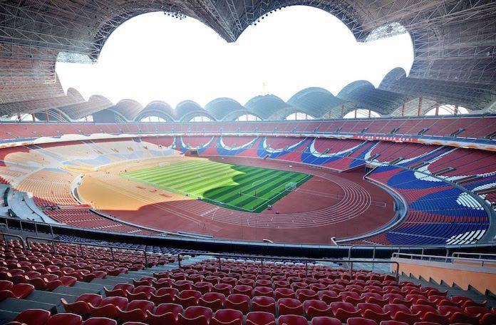 estadio mas grande del mundo