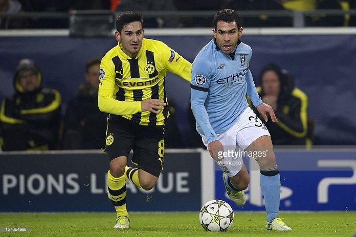 Gundogan acuerda su traspaso con el Manchester City