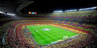 camp nou estadio mas grande de europa