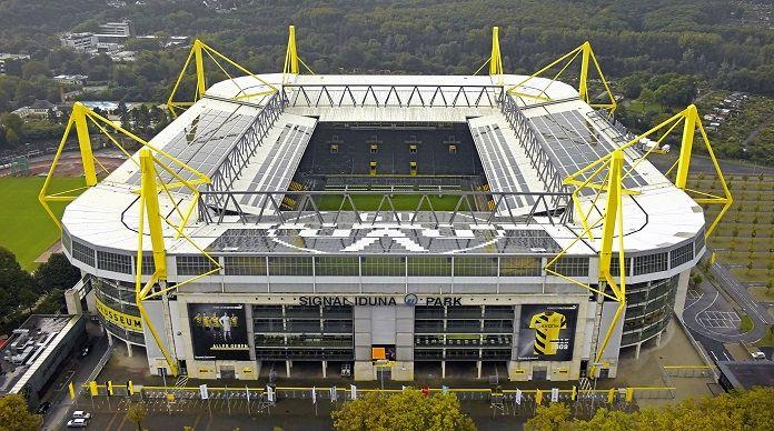 estadios mas grandes de europa