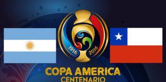 argentina-chile final copa america centenario 2016