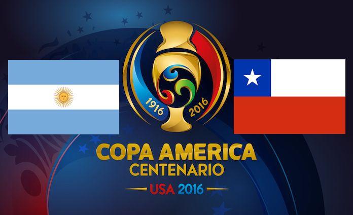 Previa Argentina-Chile, Final Copa América Centenario