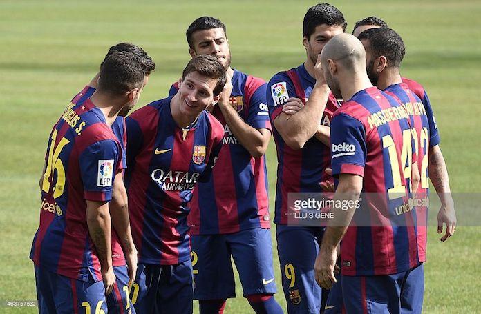El Barcelona plantea un intercambio de jugadores