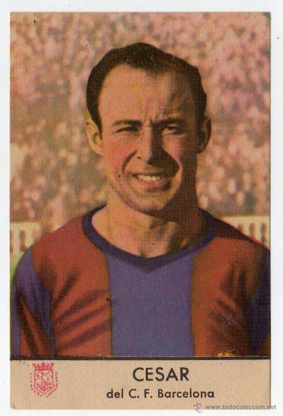 cesar rodriguez jugador barcelona