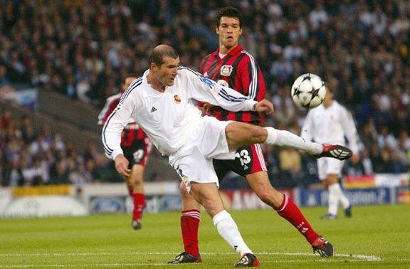 el gol de zidane