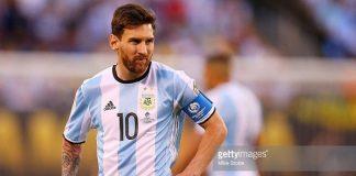messi retira seleccion argentina