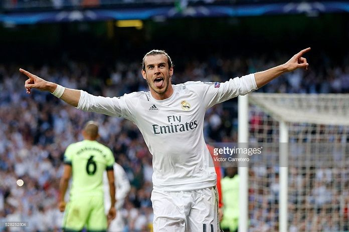 planes real madrid bale