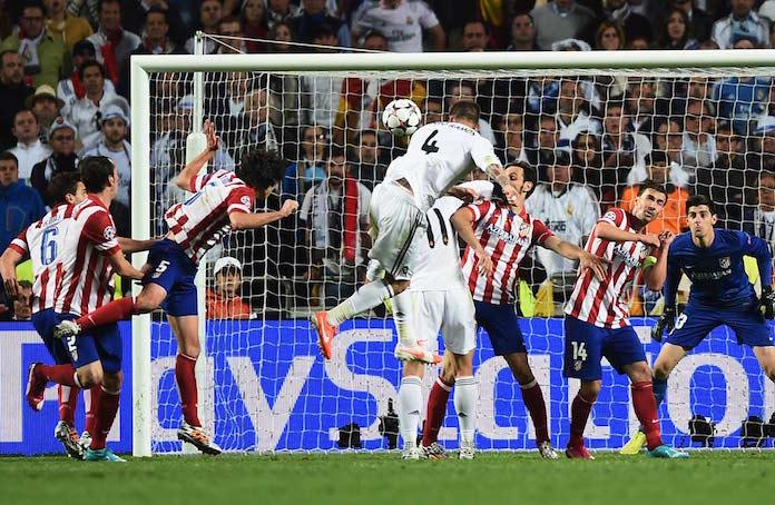 El gol de Ramos en Lisboa, un tanto que valió la Décima