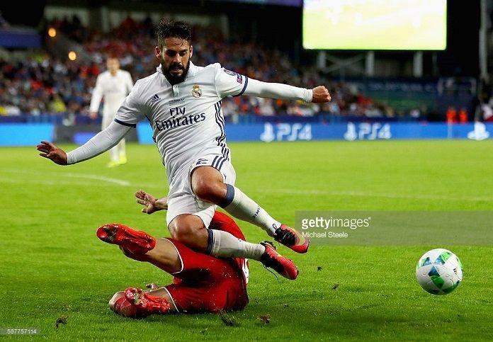 Isco Real Madrid Juventus fichajes