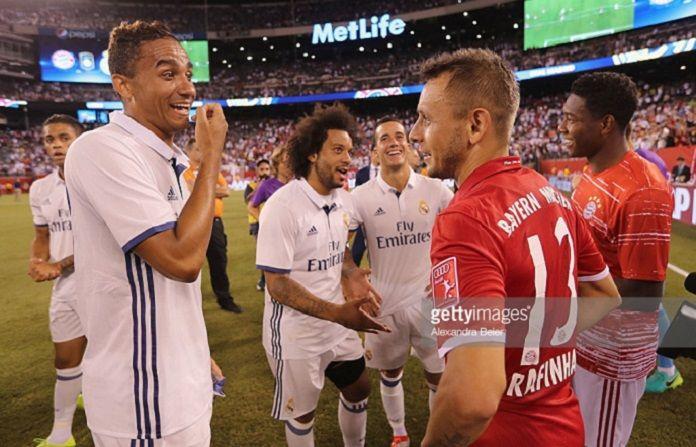 Real Madrid Alaba Bayern Munich