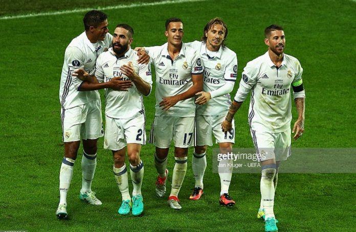 Real Madrid Joao Mario Sporting de Lisboa