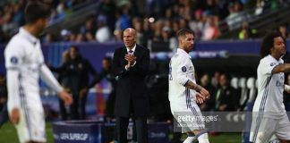 Real Madrid record Liga Zidane