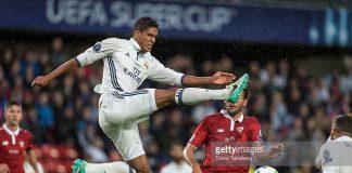 Varane Real Madrid Mourinho Manchester United