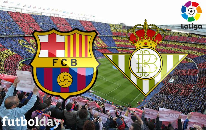 Previa Barcelona-Betis Jornada 1, La Liga 16/17