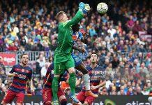 Barcelona Ter Stegen guardiola