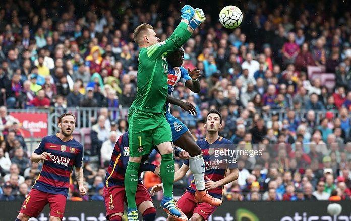 Guardiola busca en Barcelona al sustituto de Joe Hart