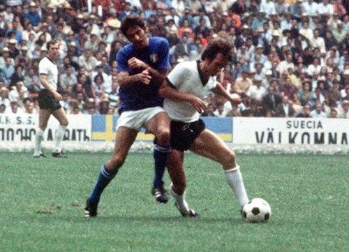 italia alemania mundial 1970