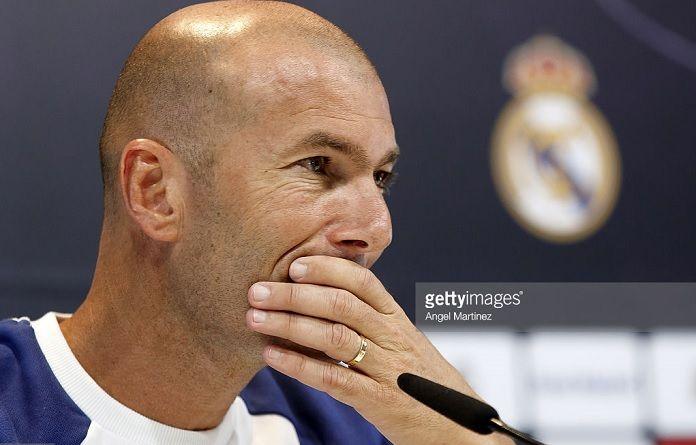Zidane tiene su objetivo principal para esta temporada