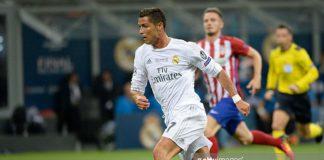 Cristiano Ronaldo Messi Madrid Xavi