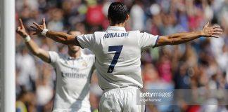 Cristiano Ronaldo Sporting de Lisboa Real Madrid