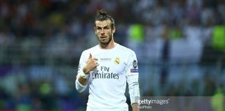 Real Madrid Gareth Bale Manchester United