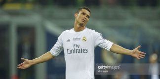 Real Madrid Cristiano Barcelona Figo
