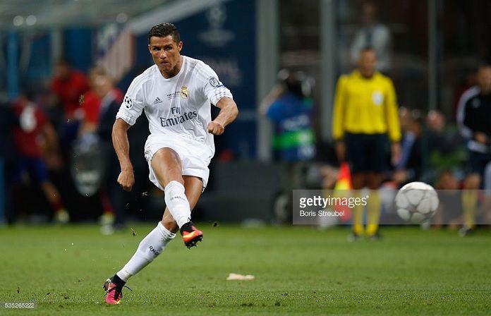 Cristiano Ronaldo retos Real Madrid