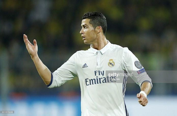 Capello Cristiano Ronaldo Real Madrid