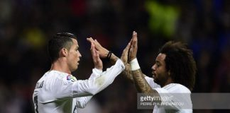 Cristiano Real Madrid Marcelo
