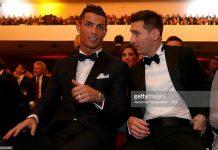 Cristiano rivalidad Messi
