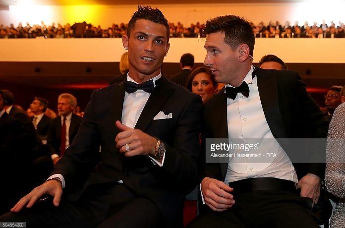 Cristiano Ronaldo se sincera sobre la rivalidad con Leo Messi