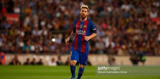 Messi 40 tripletes carrera