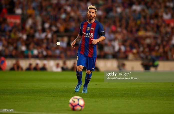 Los 40 hat-tricks de Leo Messi a lo largo de su carrera deportiva