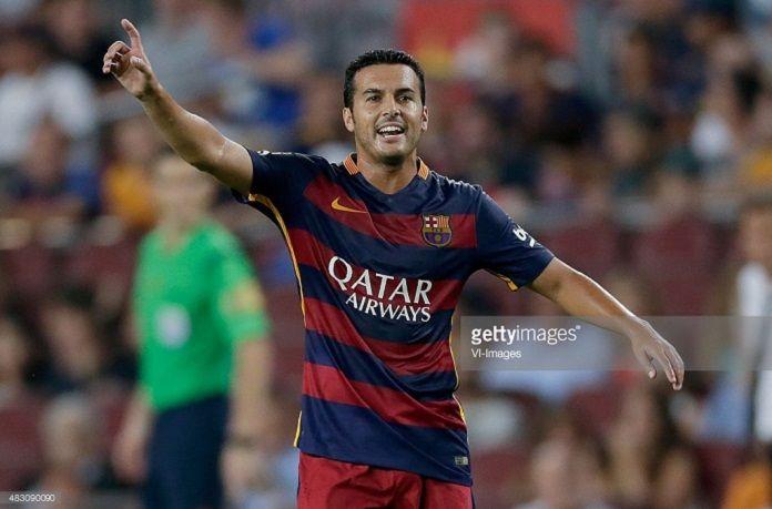 Pedro revela conversaciones con el Barcelona para su regreso