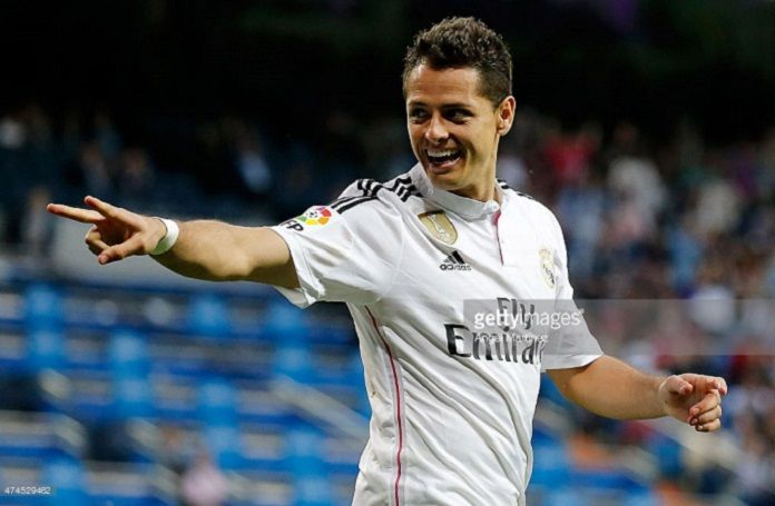Real Madrid fichajes Chicharito