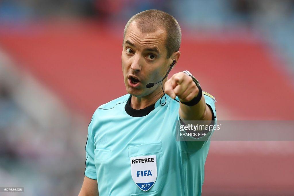 mark geiger arbitro