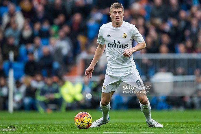 Toni Kroos es el nuevo objetivo del Manchester City