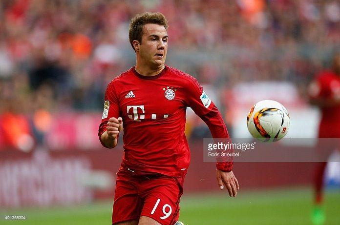 El Liverpool se interesa por el alemán Mario Götze