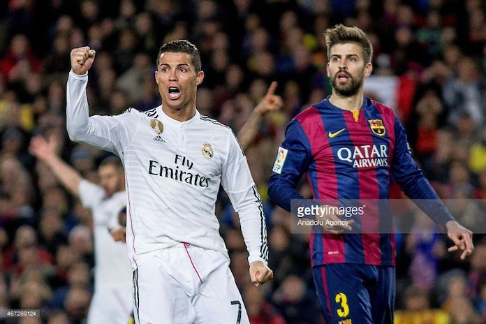 Nacho: «El mejor modo de callar a Piqué es ganando la Champions»