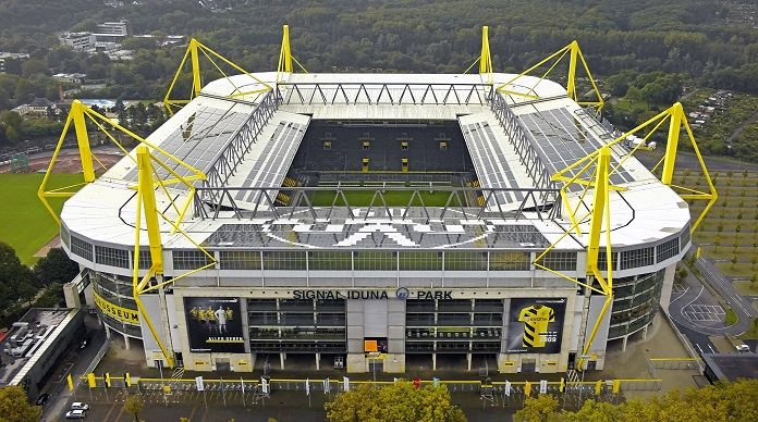 Los 10 estadios más grandes de Europa