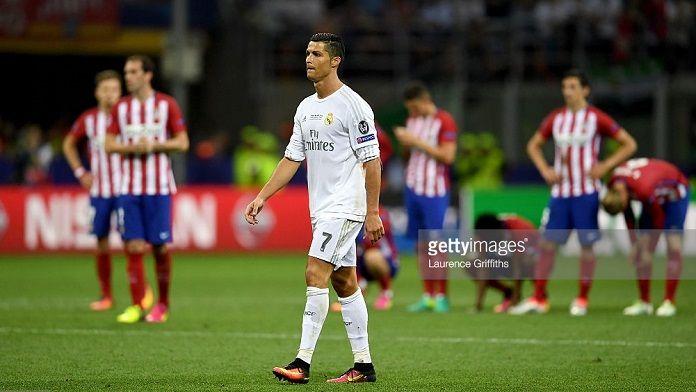 Simeone: «El Real Madrid fue de nuevo mejor que nosotros»