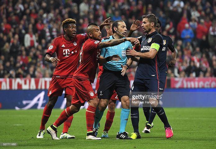 Vidal: «El fútbol feo ganó al mejor equipo del mundo»
