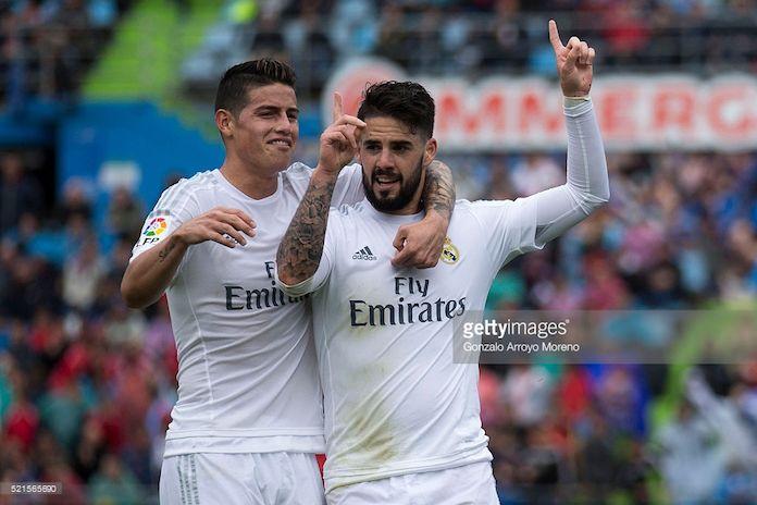 Isco negocia con el Madrid su ampliación de contrato