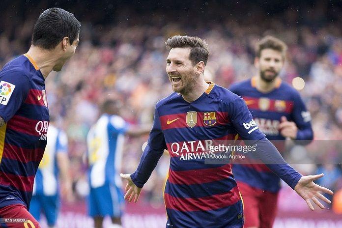 Luis Suárez hace su predicción sobre la retirada de Messi