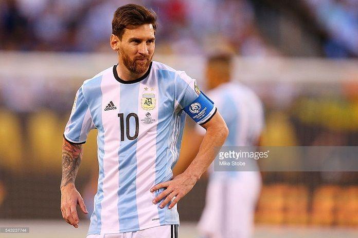Messi deja la selección tras el fracaso de la Copa América