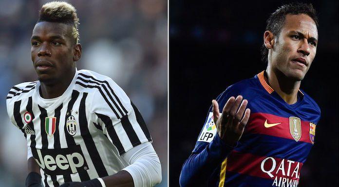 Zidane elige entre la opción de fichar a Neymar o Pogba