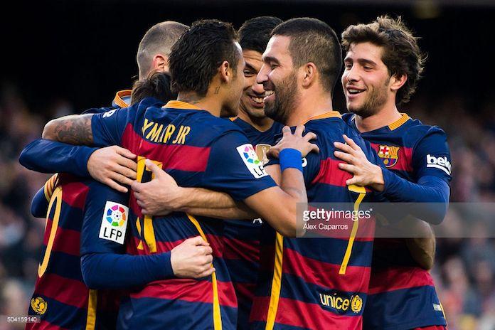 Éste jugador del Barcelona puede acabar en el Arsenal