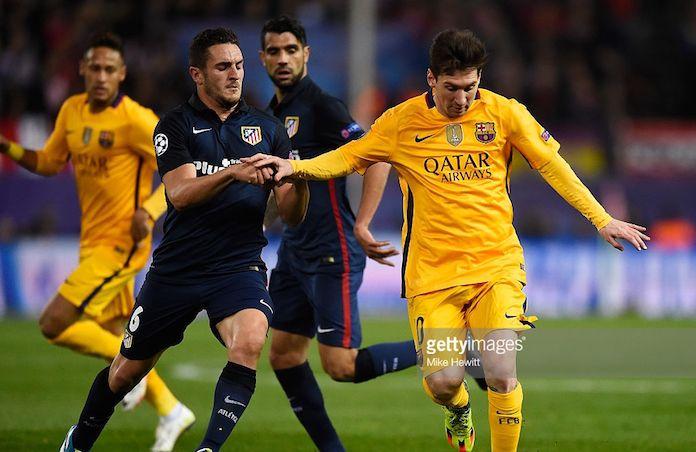 Barcelona y Atlético en conversaciones por un jugador