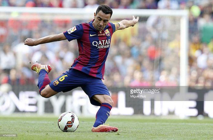Xavi: «Mourinho quería guerra, nosotros jugar a fútbol»