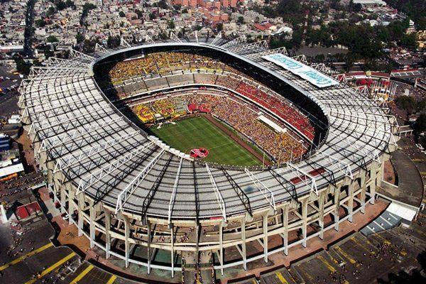 estadio azteca exterior